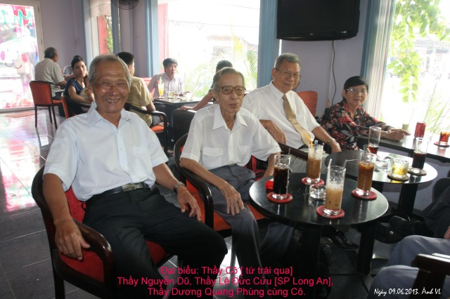 007 Dai bieu Thay Co
