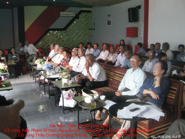 009 Dai bieu Thay co